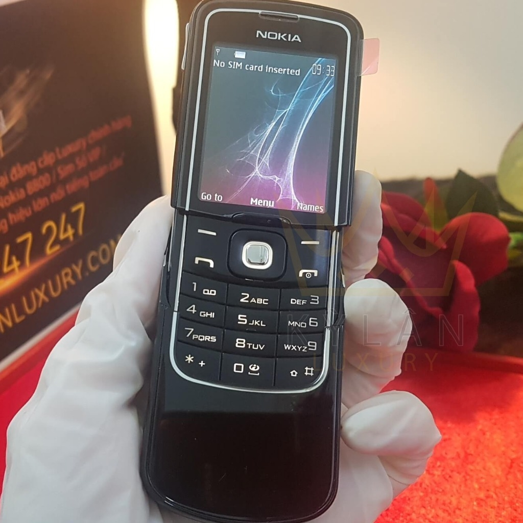 Nokia 8600 Luna Like new