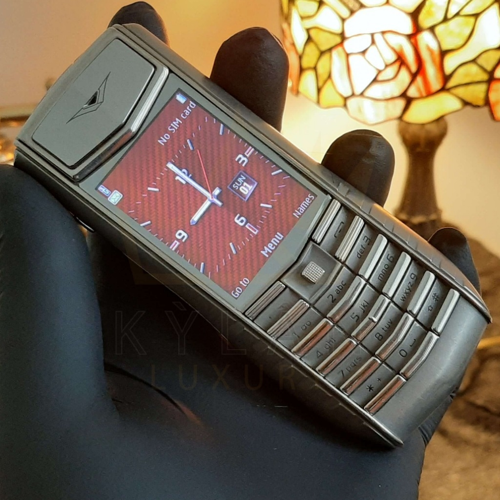 VERTU ascent ti da nâu cafe