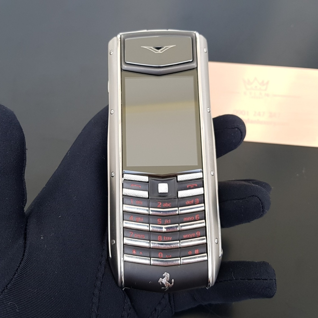 Vertu Ascent Ti Ferrari Limited