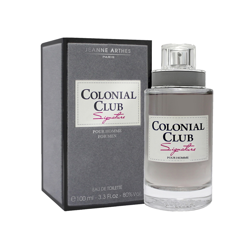 Nước hoa nam COLONIAL CLUB SIGNATURE EDT 100ML