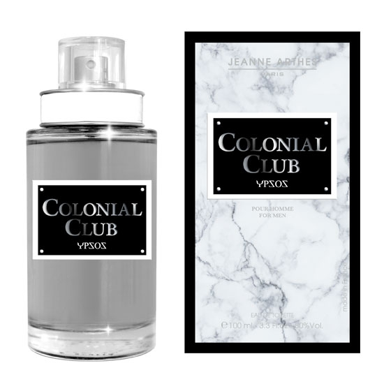 Nước hoa nam COLONIAL CLUB YPSOS EDT 100ML