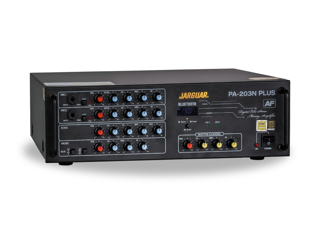 Âm ly JARGUAR PA-203N PLUS