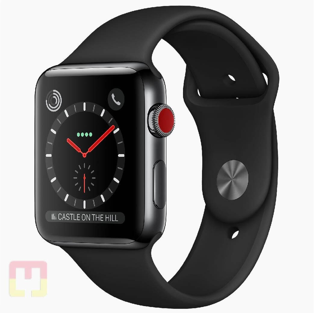 Apple Watch Seri 3 42mm LTE (Like New 99%)