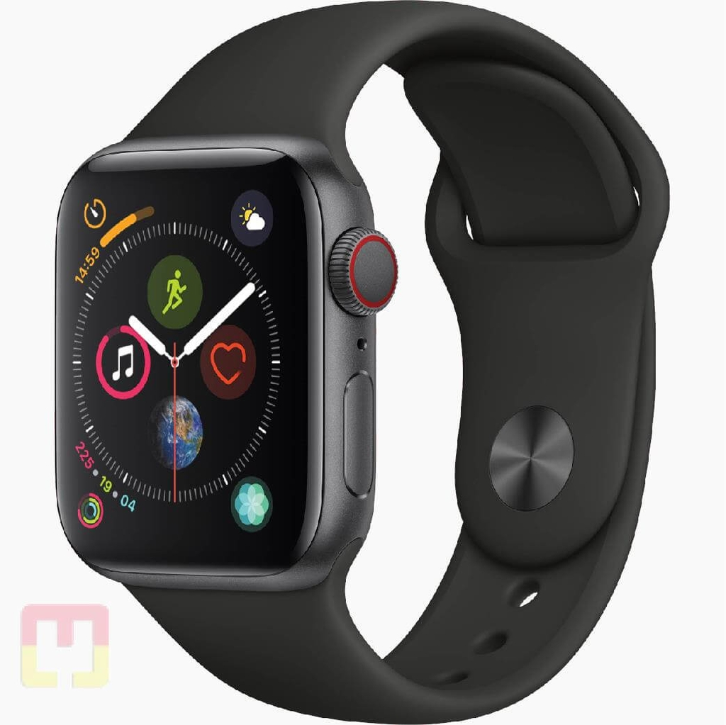 Apple Watch Seri 4 44mm LTE Band (Like New 99%)
