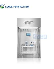 dispensing downflow booth