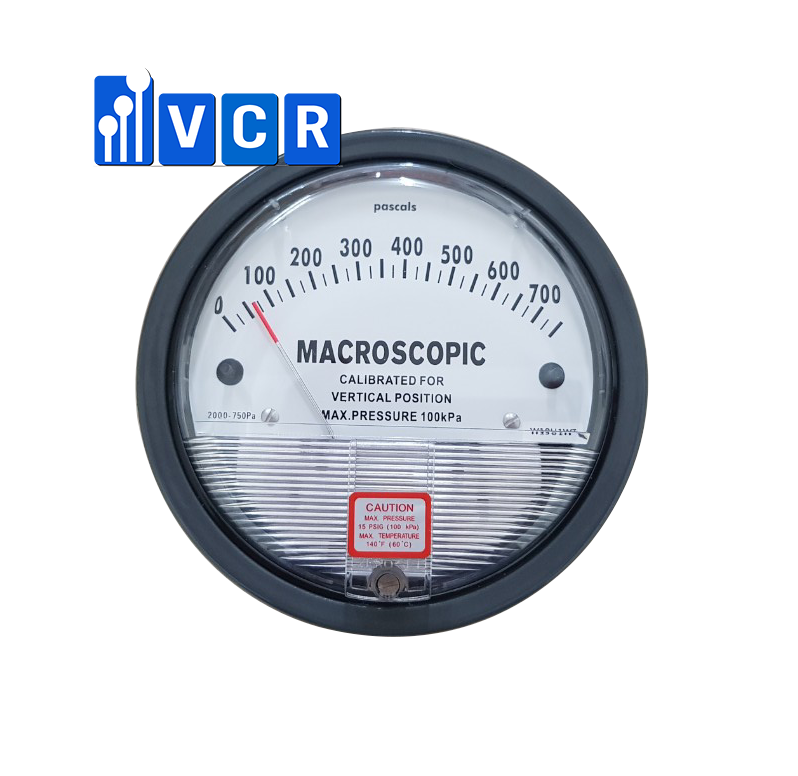 What's is a differential pressure gauge?