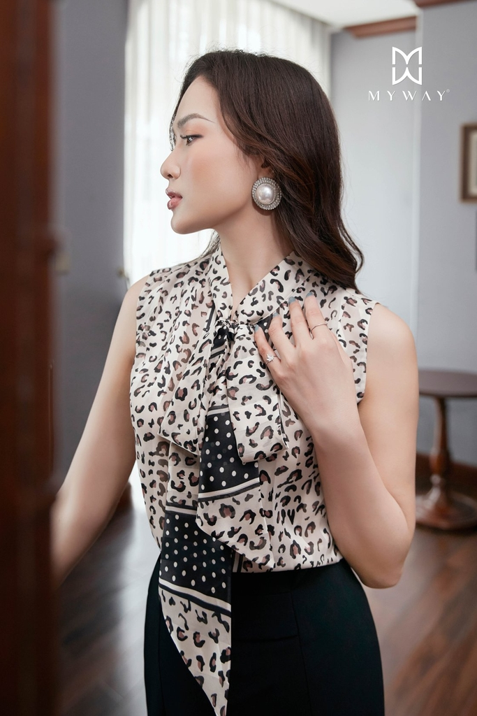 Power Leopard Skirt
