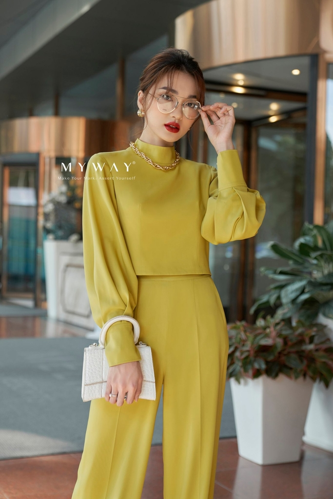 Lemon Chic Blouse