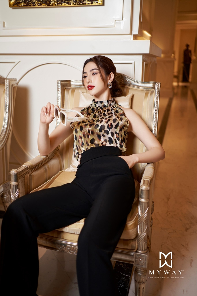 Sexy Leopard Blouse