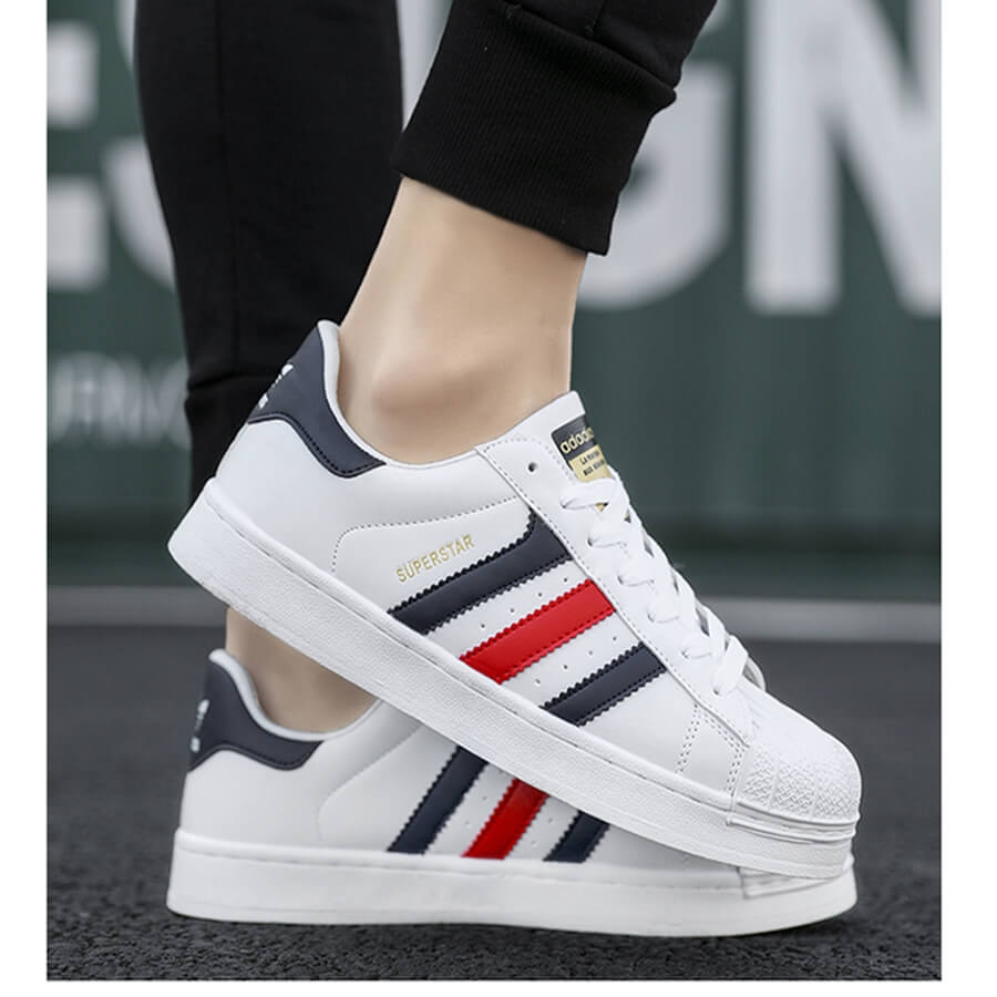 Giày Adidas superstar Rainbow