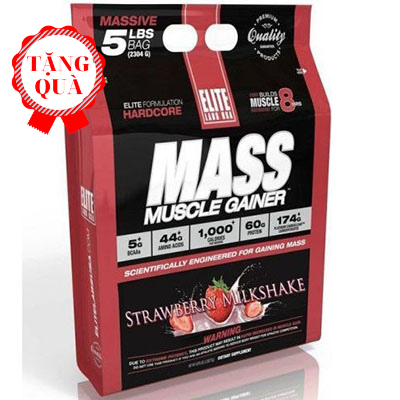 Elite Labs Mass Muscle Gainer (2.3kg)