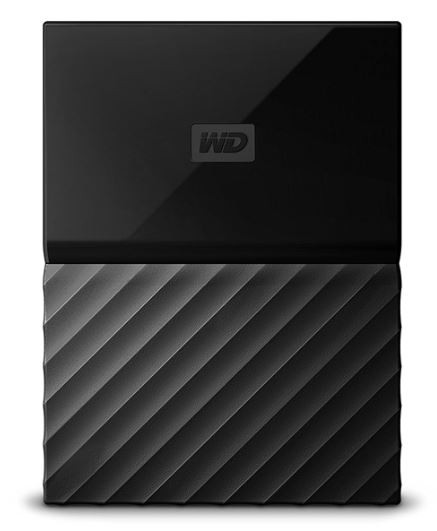 HDD 2TB WD My Passport WDBS4B0020BBK-WESN