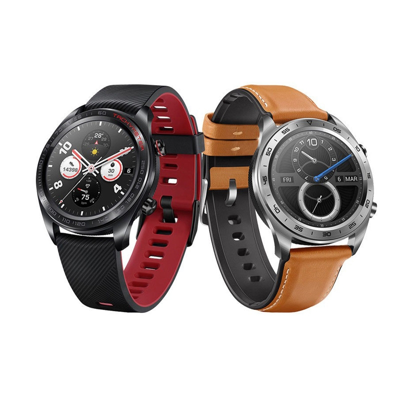 HUAWEI HONOR WATCH MAGIC - SLIVER/BLACK - PIN 1 TUẦN