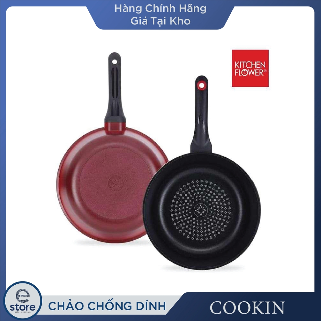Chảo bếp từ Kitchen Flower Cookin NY-2394
