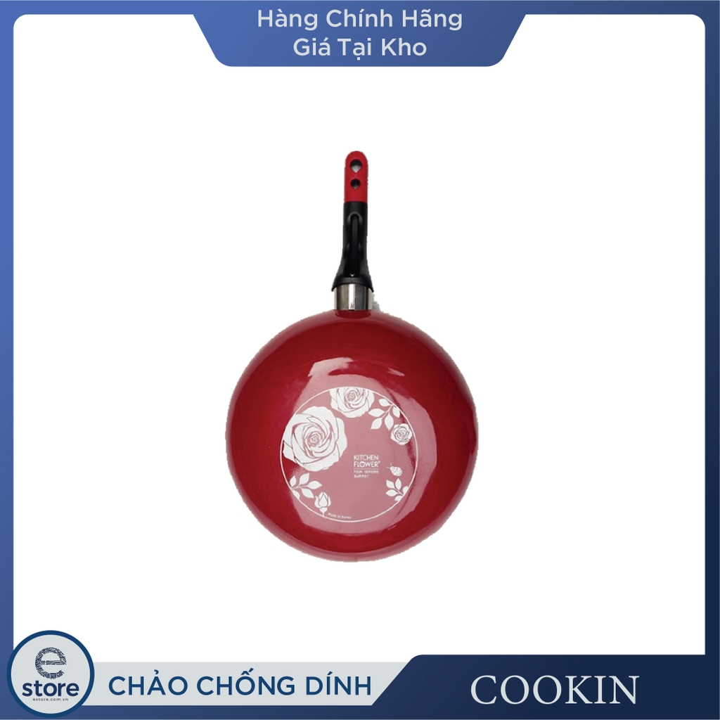 Chảo chống dính Kitchen Flower / Cookin NY-2126