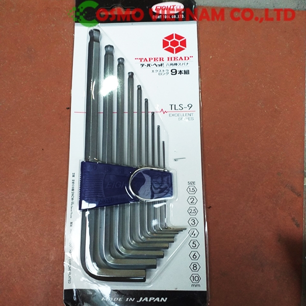 [BHS-7]BALL,PLASTIC HOLDER,7PCS/SET,L-Type Ball Point Hex Key Wrench Set