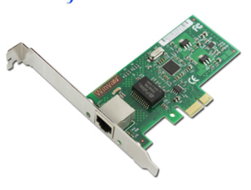 Card mạng LAN WY574T  INTEL CHIPSET WG82574L,Gigabit, LP Support, PCI-E Support, maker:[WINYAO].