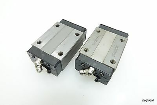 LM GUIDE BLOCK HSR20R Use for Reflow Underfill model LCV-45Q