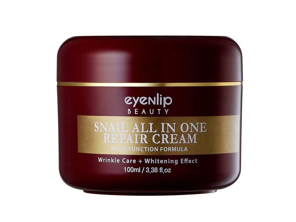Kem dưỡng EYENLIP SNAIL ALL IN ONE REPAIR CREAM