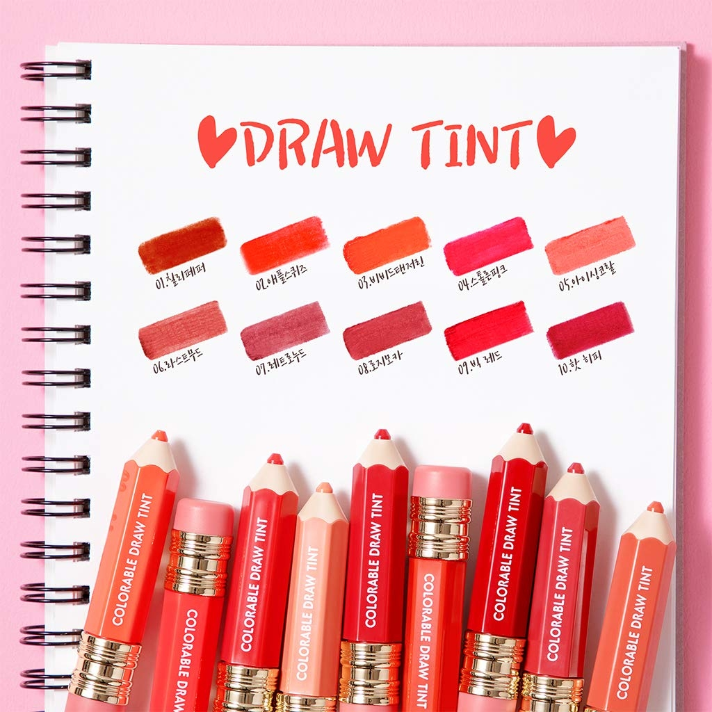 Son kem It's Skin Colorable Draw Tint