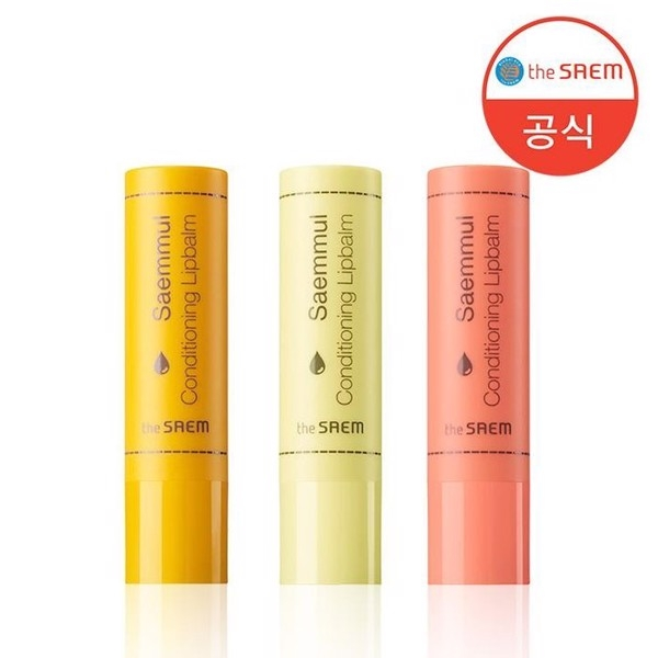Son dưỡng THE SAEM Saemmul Conditioning Lipbalm