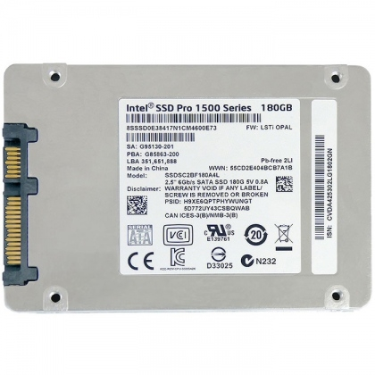 Ổ CỨNG SSD 180GB INTEL