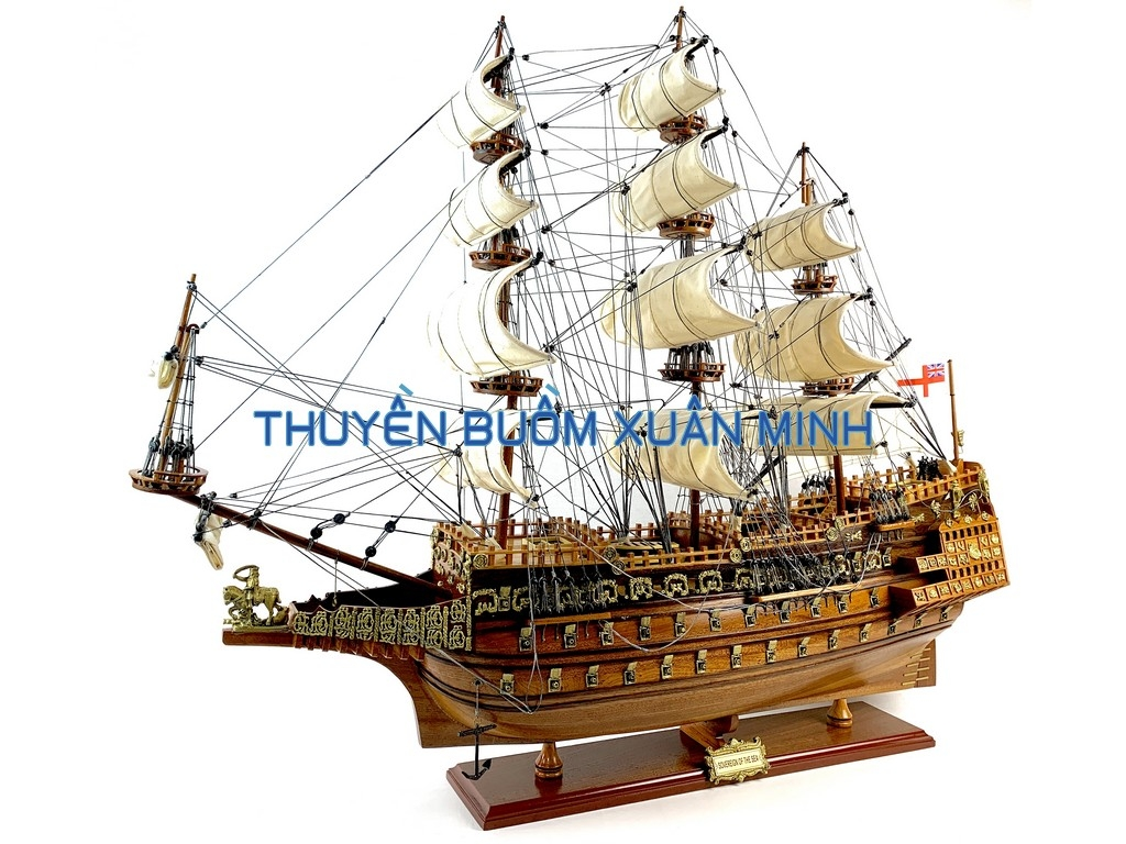 Tàu Chiến Cổ SOVEREIGN OF THE SEAS