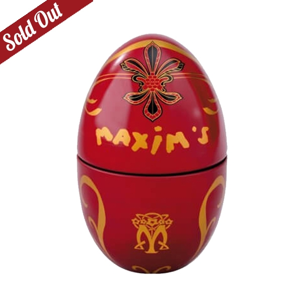 MAXIM'S RED EGG