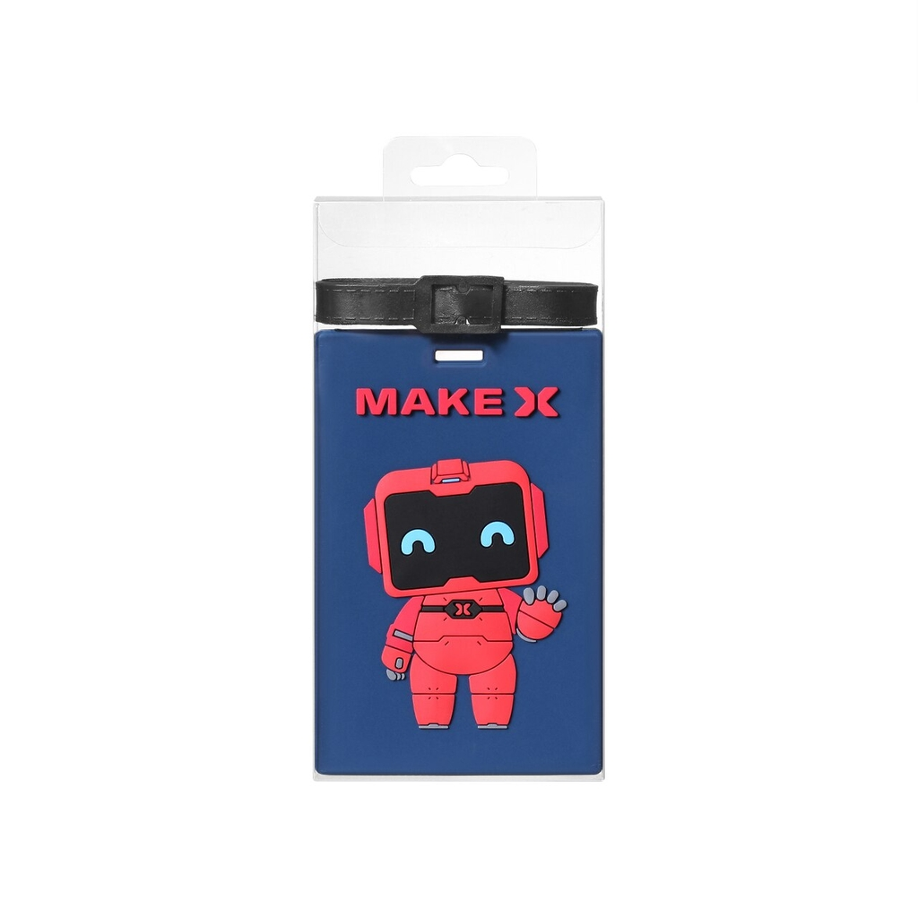 2019 MakeX Custom Luggage Tag Pack - Bao đựng thẻ 2019 MakeX