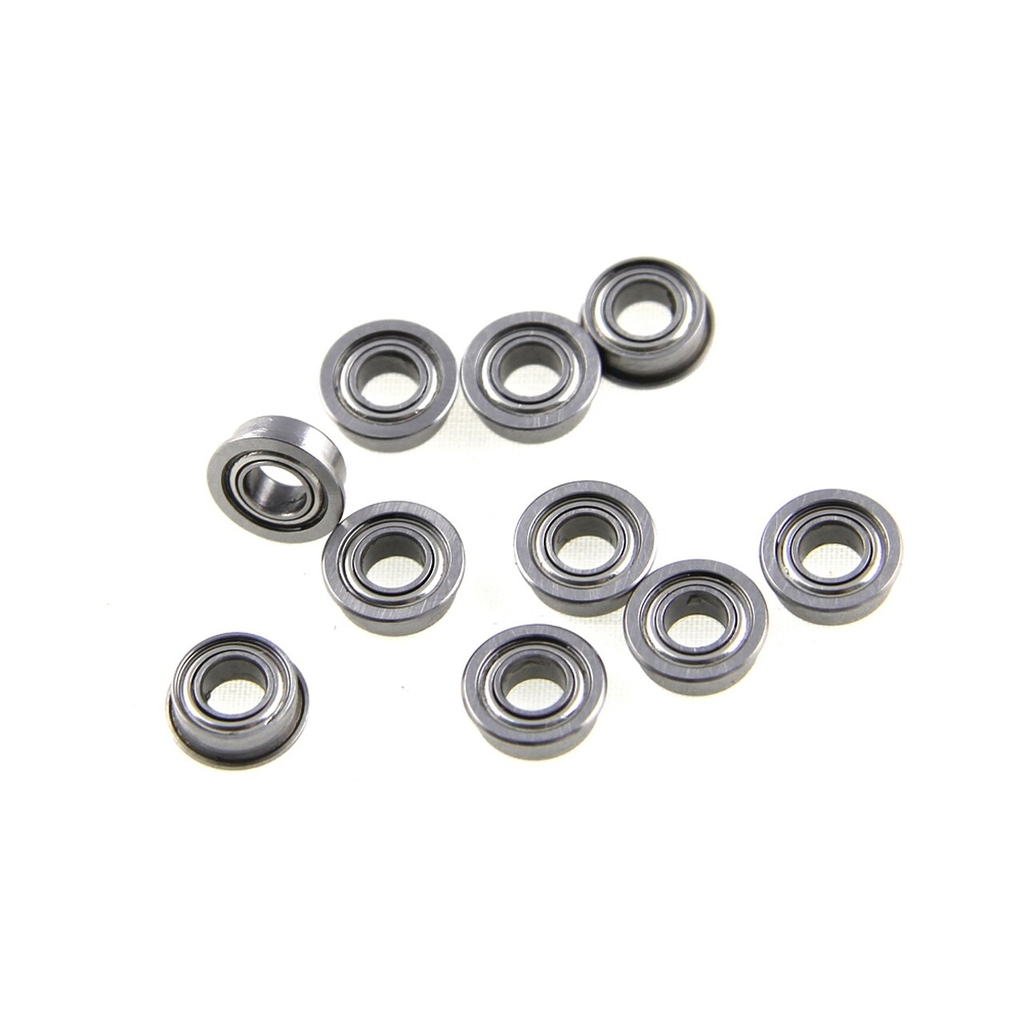 Flange Bearing 4*8*3mm(10-Pack)