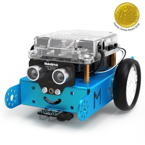Robot mBot V1.1 Blue (Bluetooth Version)