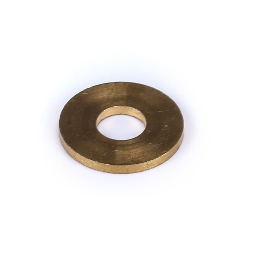 Copper Washer 4*10*1mm(10-Pack)