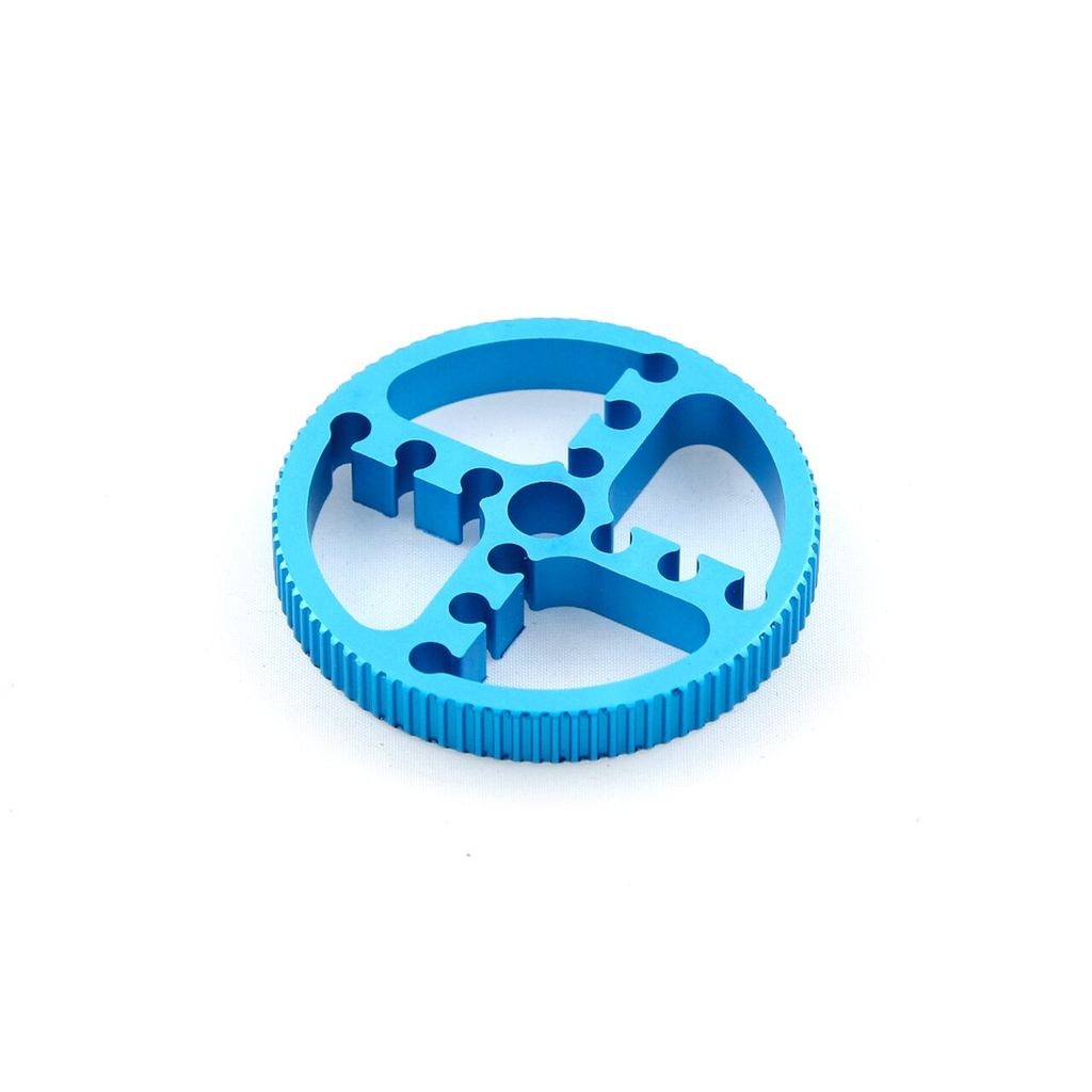 Timing Pulley 90T-Blue(4-Pack)