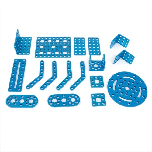 Bracket Robot Pack-Blue