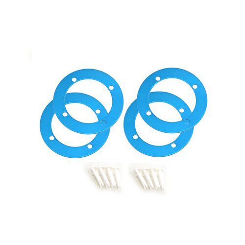 Timing Pulley Slice 90T B-Blue(4-Pack)