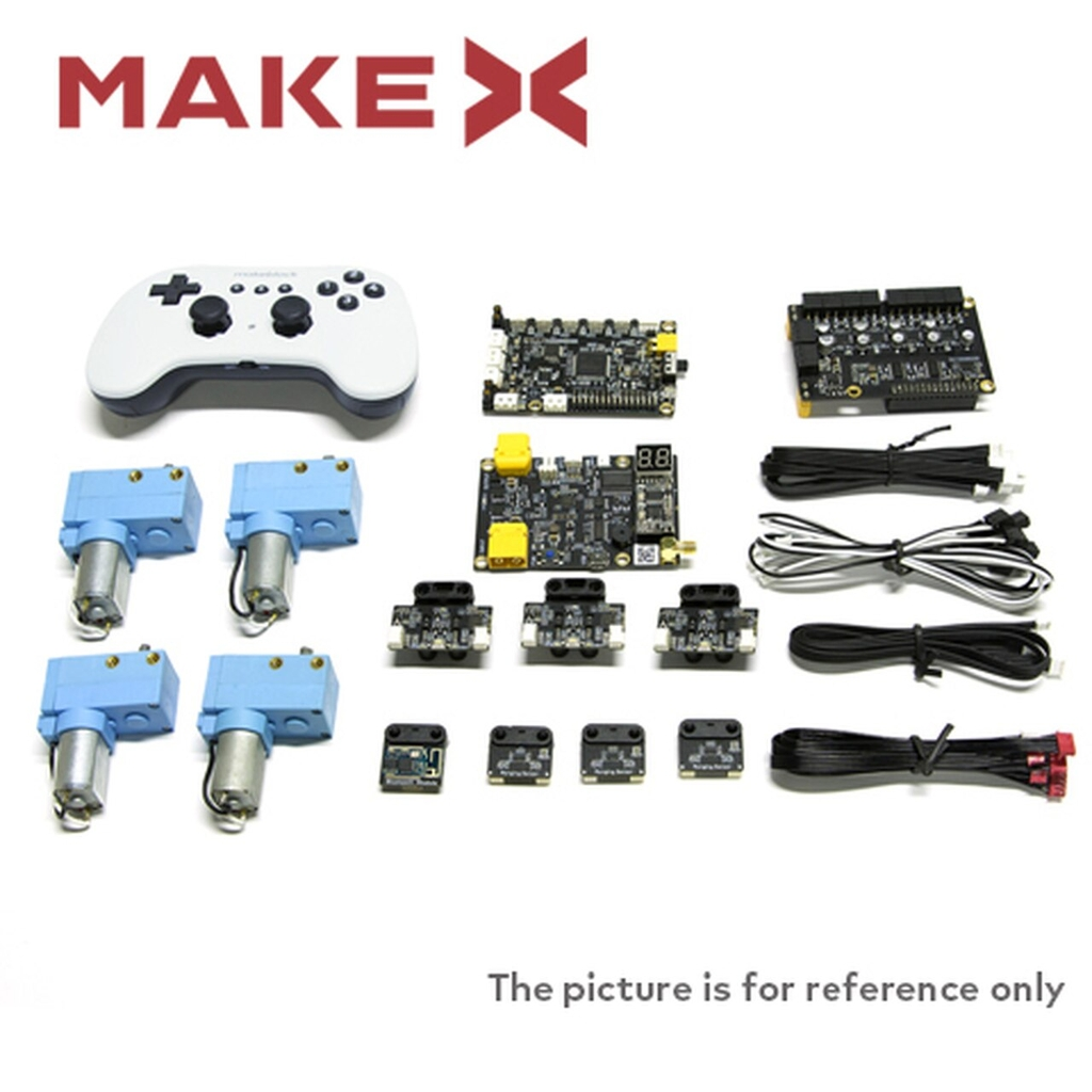 2020 MakeX Challenge Intelligent Innovator Upgrade Pack for Courageous