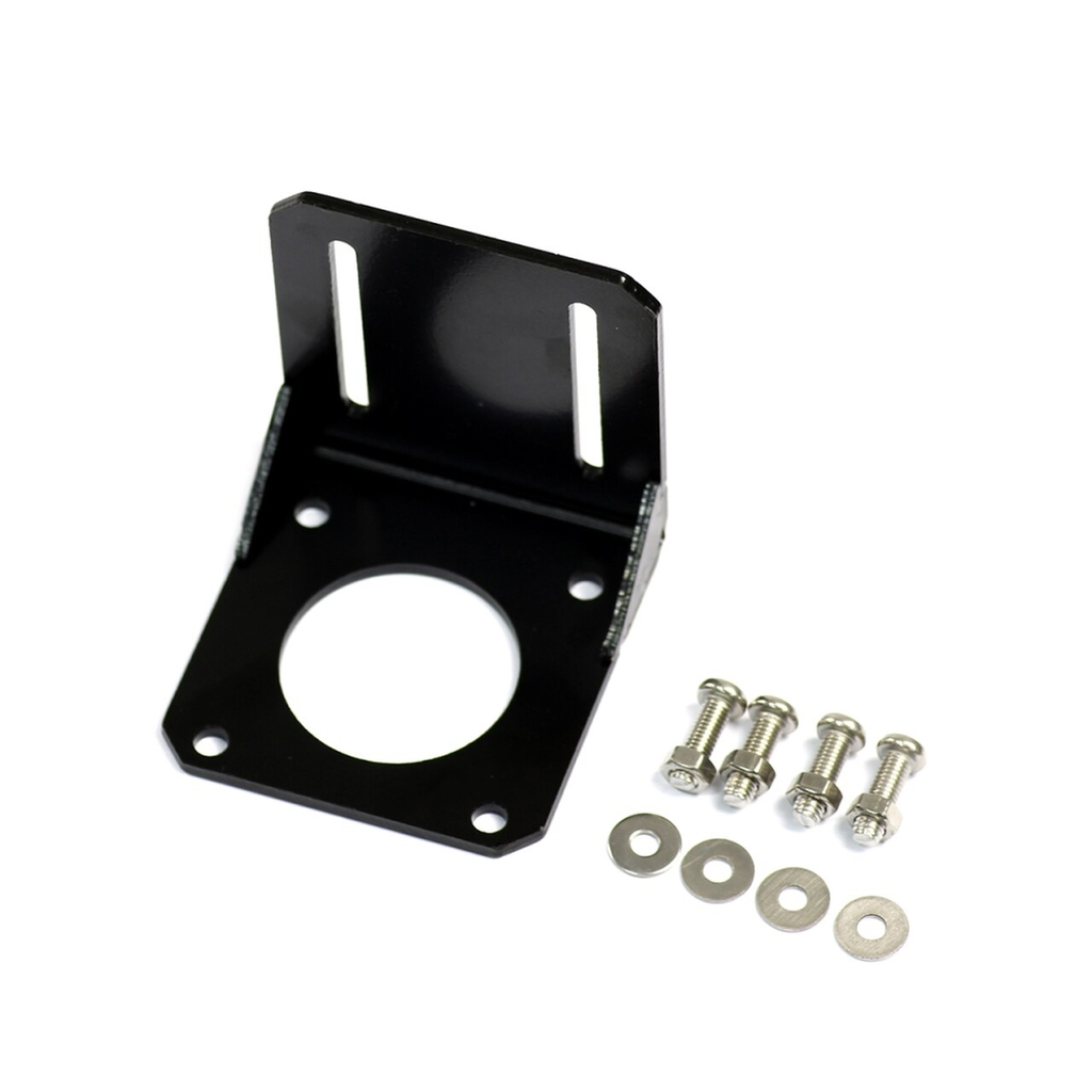 57BYG Stepper Motor Bracket pack-Black