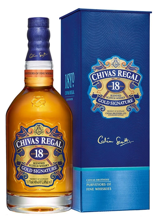 Rượu Chivas Regal 18 Year Old Scotch Whisky 700ml