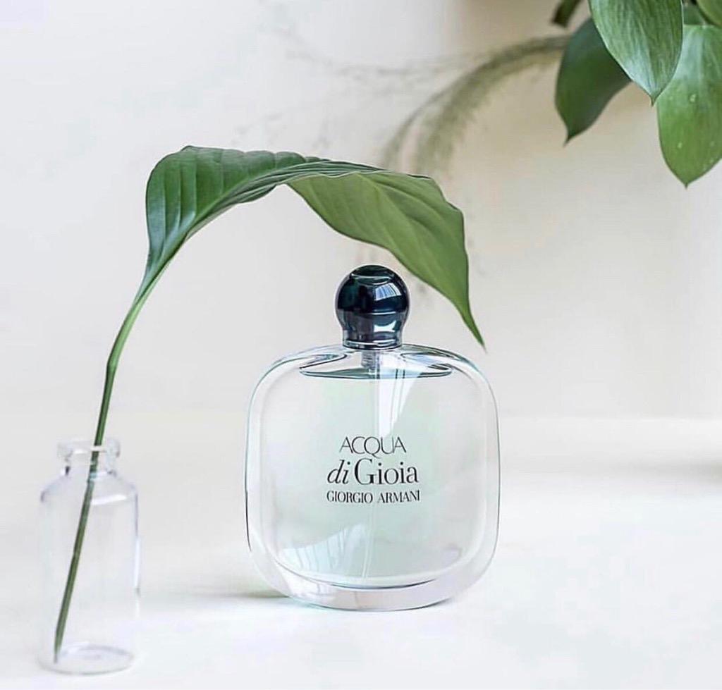 Giorgio Armani Acqua di Gioia Her&Him Perfume