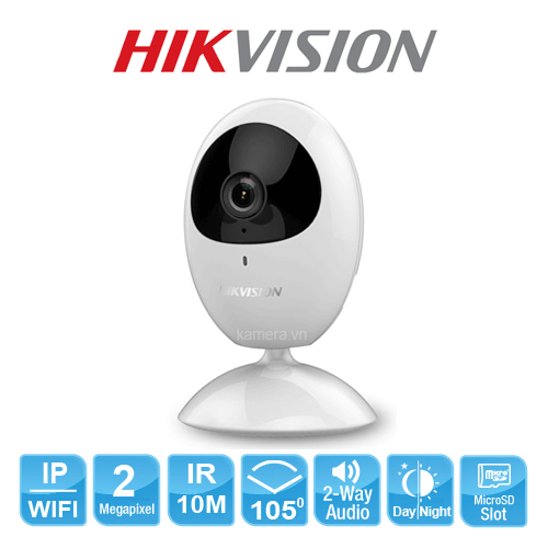 Camera Wifi Hikvision 1MP SH-IVB21UF-IW