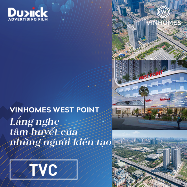 VINHOMES WEST POINT | TVC