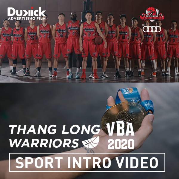 THANG LONG WARRIORS | SPORT INTRO VIDEO