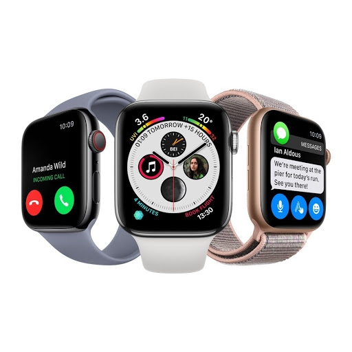 Apple Watch S4 99%