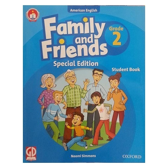 Family and friends 2 - Special edition - Student book