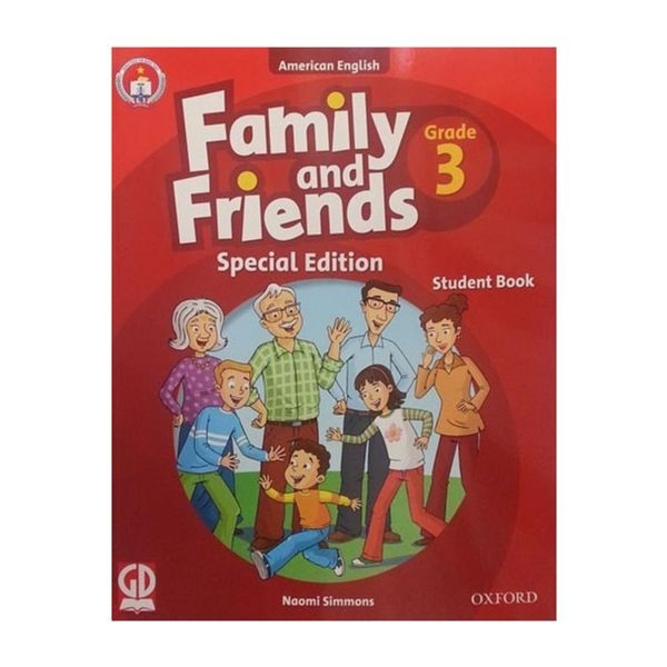 Family and friends 3 - Special edition - Student book