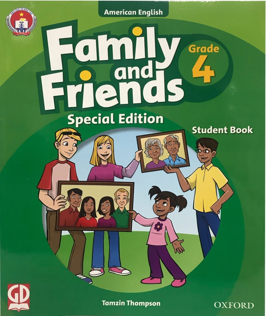 Family and friends 4 - Special edition - Student book