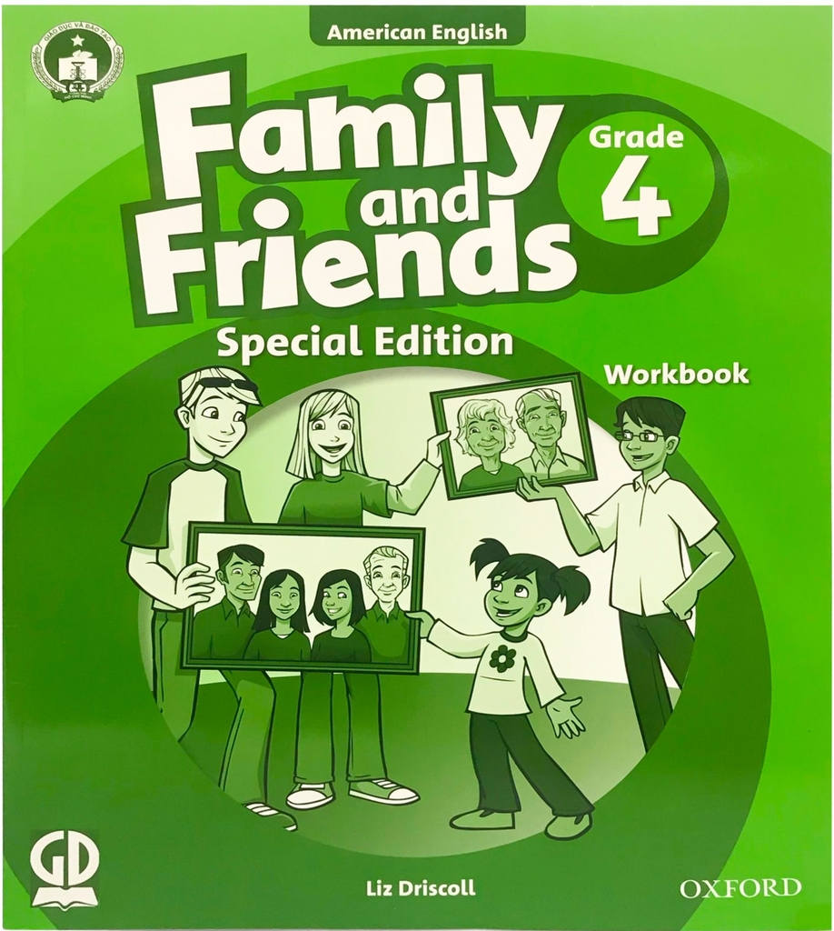 Family and friends 4 - Special edition - Workbook