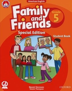 Family and friends 5 - Special edition - Student book