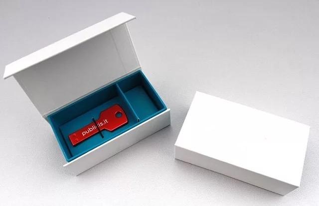 USB Hình chìa khóa in logo