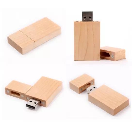USB BẰNG GỖ